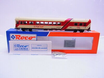 Modelleisenbahn H0 Roco 44280   4226A TUI treff   Model Railway in OVP