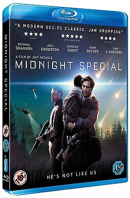 MIDNIGHT SPECIAL BLU RAY