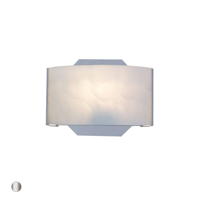 New Eurofase Lighting Dakota 1 Light Wall Sconce Chrome Finish Sc 1dak 05 Ft