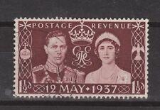 Great Britain nr 197 used GEORGE VI 1937 VEILING oude postzegels ENGELAND