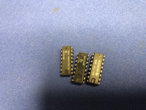 LAST ONES SN74S289N TI SN74S289 16-PIN DIP RARE VINTAGE 1977