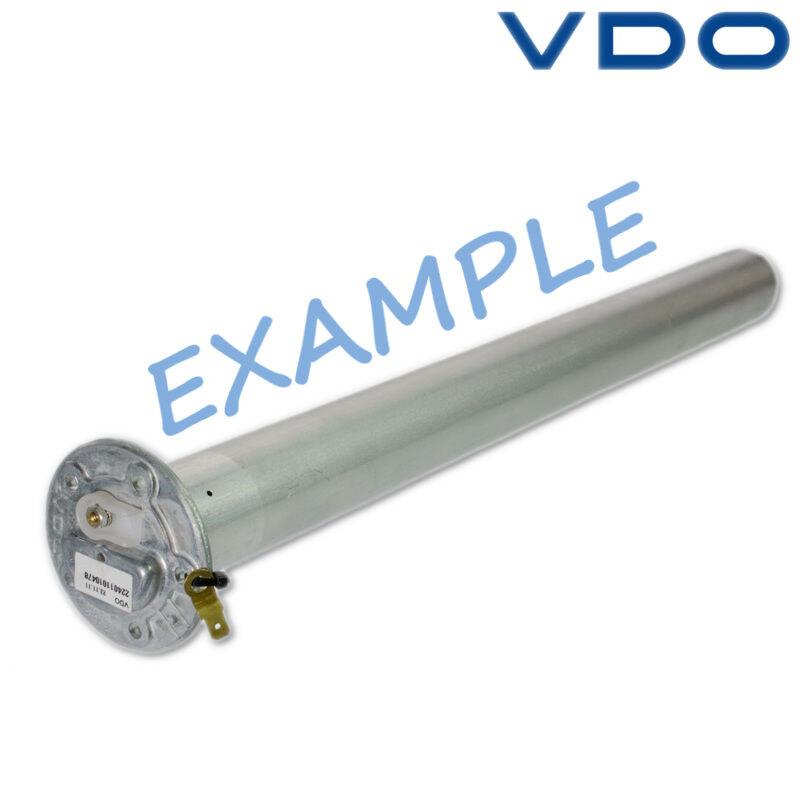 VDO Röhrentyp Treibstoffstand Sender Stiefel Marine 380mm 15.0