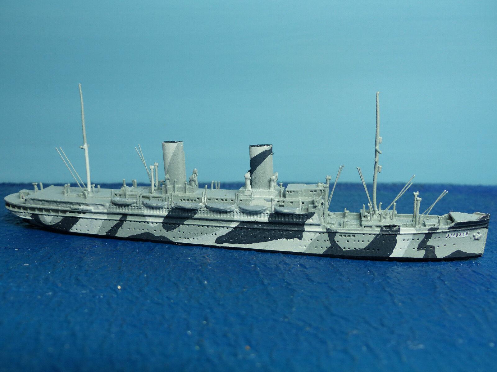 Cm barco 1 1250 D. tropas transportador  Steuben  cm p 71 OVP