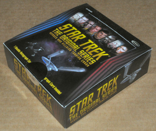 Star Trek Original Series Heroes Villains Empty Display Box