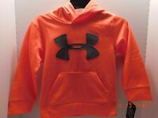 219d1e9d3932 item 2 Under Armour Youth Boys Hoodie Coat Jacket Pullover Size 4 Bright Orange  NWT - Under Armour Youth Boys Hoodie Coat Jacket Pullover Size 4 Bright ...