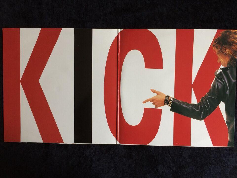 LP, INXS, Kick