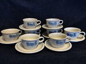 PFALTZGRAFF-Yorktowne-Mug-Soup-Bowl-and-Saucer