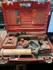 Hilti Ed 3500 Expoxy Dispenser Kit With Battery And Charger P13