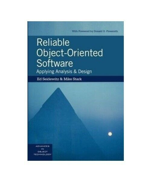"""Ed Seidewitz """"Reliable Object-Oriented Software"""""""