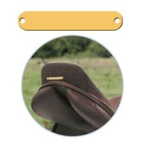 Pferde-Schild-mit-Gravur-Stall-Sattel-Sattelschild-Pferdeschild