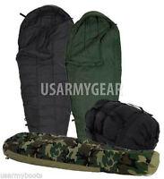Mss 5 Pc Goretex Military Woodland Modular Sleep System Bivy Patrol Sleeping Bag