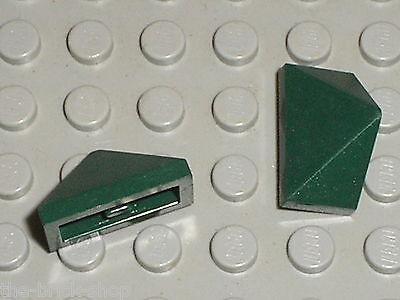 Fenetre vert foncé LEGO DkGreen window ref 60592 Set 10211 10217 10224 ...