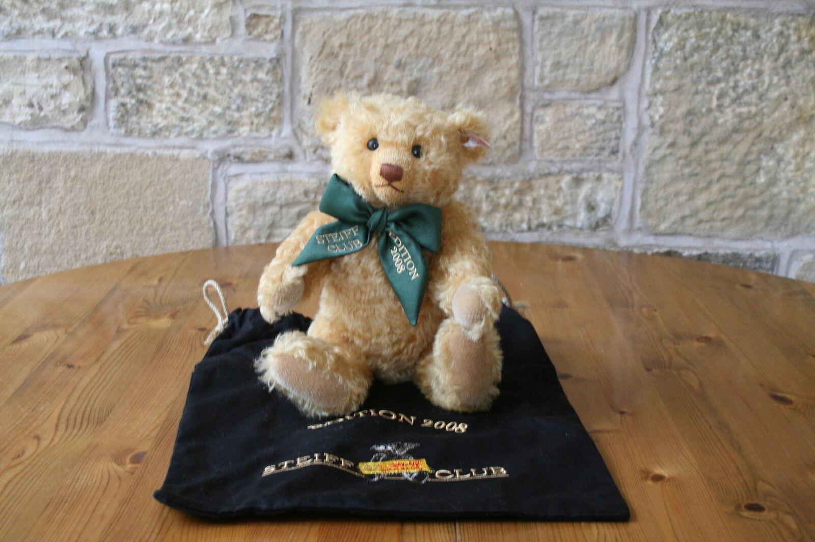 Steiff Club annuale EDIZIONE 2008 Teddy Bear