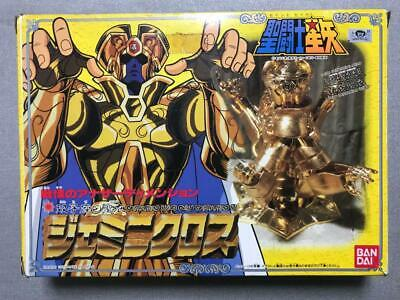 BANDAI SAINT SEIYA VINTAGE 1987 Gemini Cross FIGUR from JAPAN FREE SHIPPING