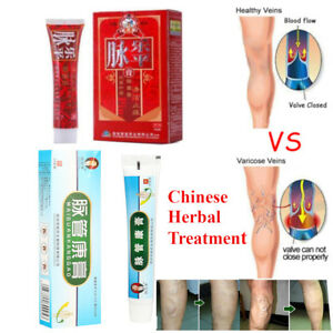 Medecine-Chinoise-Onguent-A-Base-De-Plantes-Varices-Vascularite-Traitement-Creme
