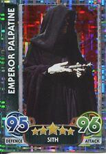 Star Wars Force Attax : Force Awakens Set 1 #203 Emperor Palpatine
