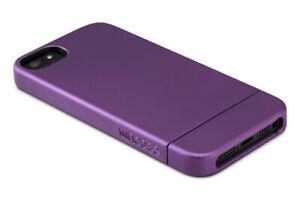 buy online 21609 fd5ec Details about Incase CL69042 Slider Case for iPhone SE and 5/5S (Purple /  Dark Mauve) BNIB