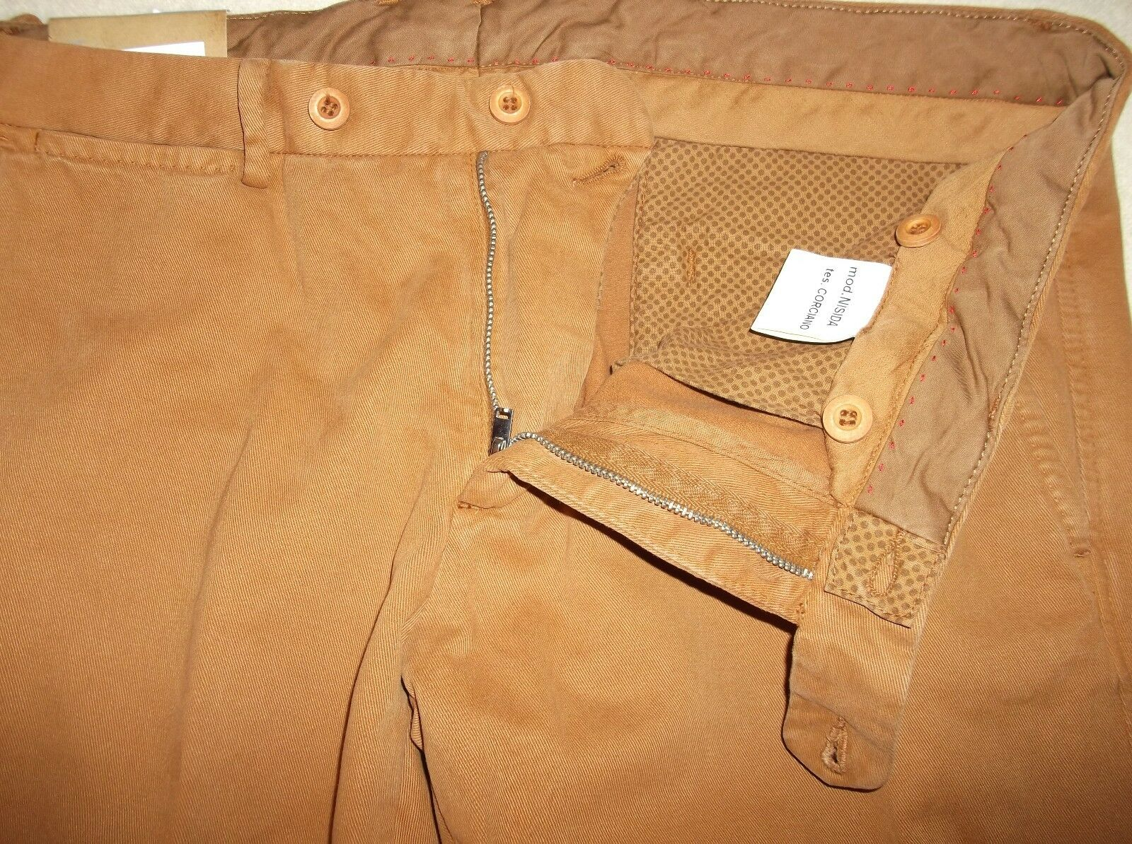 La vendita Marco pescarolo napoli EU 48 33L ITALIANO (KITON (KITON (KITON Pantaloni MAKER) 353c99