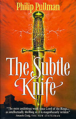 The Subtle Knife by Philip Pullman (Paperback, 1998)