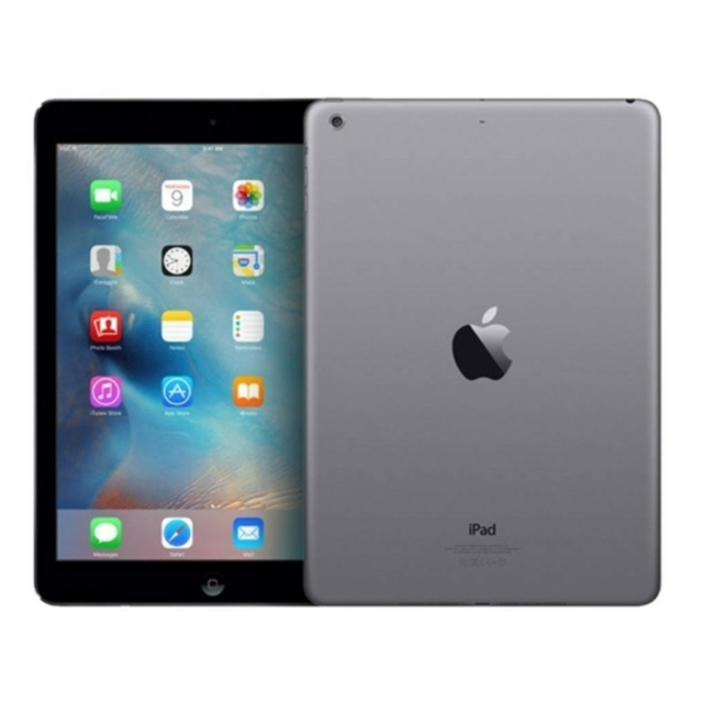 iPad Air, GB 128, Apple iPad Air 128GB WiFi (Space Gray) -…