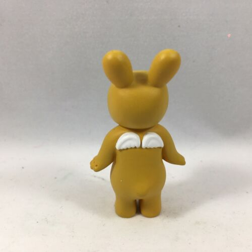 Dreams Sonny Angel Animal Series 2 Secret Robby Angel Mini figure Mustard Yellow