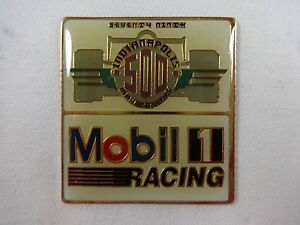 1995-Indianapolis-500-Mobil-1-Racing-Sponsors-Collector-Event-Lapel-Pin