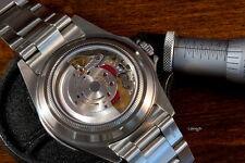 Sapphire Caseback for Rolex GMT Master 16750, 16753