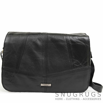 Damen / Damen Stylisch Weich Nappa Lederhandtasche / Schultertasche