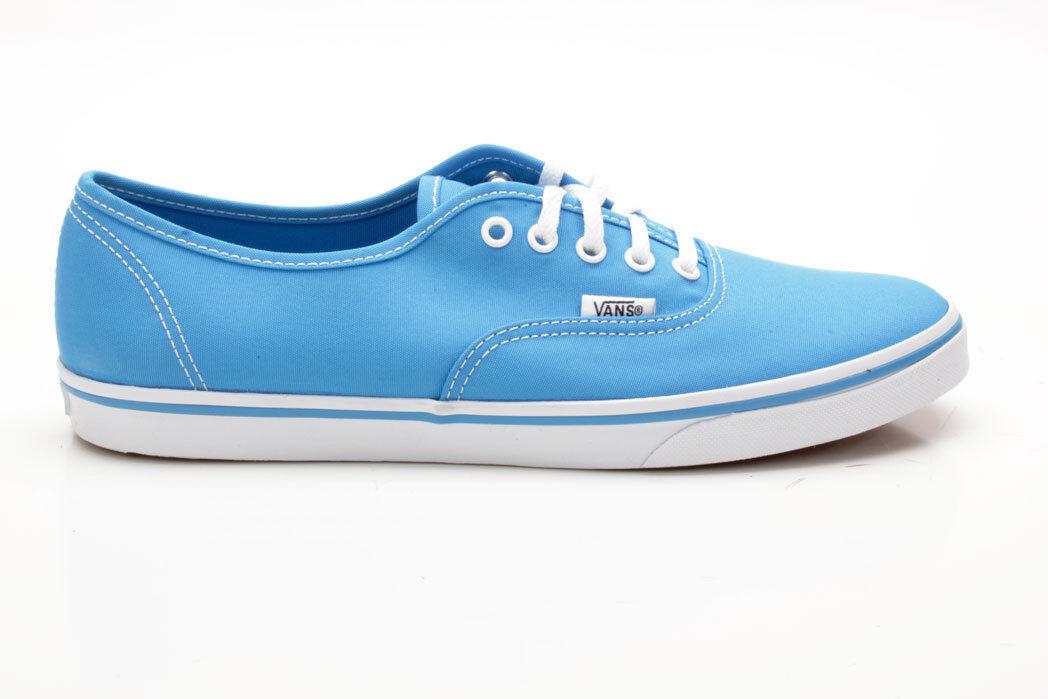 Vans Authentic Lo Pro Neon VN-0 QES7N2 blau
