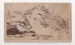 Vintage-CDV-Glacier-Alps-Switzerland-Photo-by-Sl-Duc-Geneva
