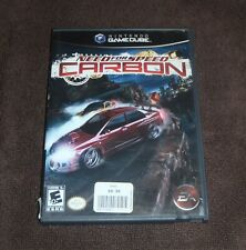 Need For Speed Carbon Nintendo Gamecube 2006 For Sale Online
