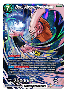 ♦Dragon Ball Super♦ Boo, Absorption ultime : BT6-041 SR -VF