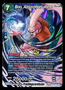 ♦Dragon Ball Super♦ Boo Absorption ultime VF BT6-041 SR
