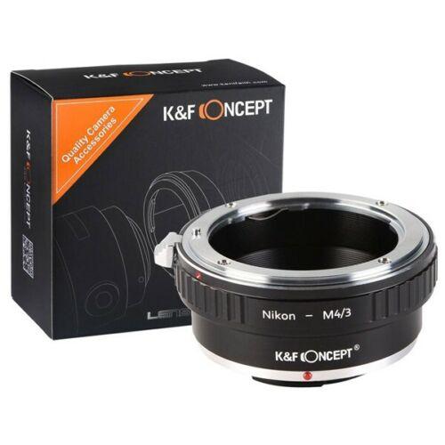 K/&F concepto-Nikon A Micro 4//3 Lente Adaptador de montaje