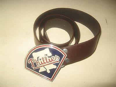 Fanartikel Intelligent Philadelphia Phillies Baseball Sport Team Mlb Vintage 607ms Gürtel & Schnalle Modische Muster Baseball & Softball