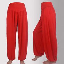 063992dab0 item 5 Womens Elastic Plus Loose Casual Modal Cotton Soft Yoga Sports Dance  Harem Pants -Womens Elastic Plus Loose Casual Modal Cotton Soft Yoga Sports  ...