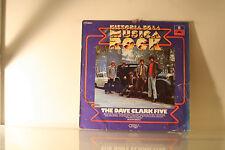 DAVE CLARK FIVE - HISTORIA DE LA MUSICA ROCK - POLYDOR SPANISH VINYL LP ALBUM