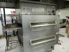 Middleby Marshall Pswb 360s Double Ovens Box Hood Fan Mau And Fire Suppr