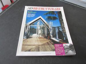 AD - N. 264 supplemento AD RISTRUTTURARE la casa - ARCHITECTURAL DIGEST - Italia - AD - N. 264 supplemento AD RISTRUTTURARE la casa - ARCHITECTURAL DIGEST - Italia