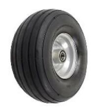 Hay Tedder Tire Amp Wheel 350 Inch X 6 Inch 4 Ply 1 Inch Bore 25 Mm 228 Inc