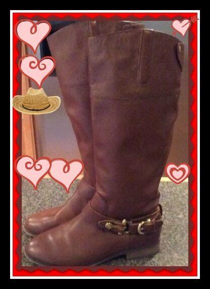 sconto  199 199 199 Marrone donna DOLCE VITA TALL stivali 7.5 Equestrian PullOn KneeHigh stivali  vendite dirette della fabbrica