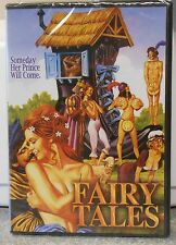 FAIRY TALES (DVD 2013) RARE 1978 EROTIC MUSICAL COMEDY LINNEA QUIGLEY BRAND NEW