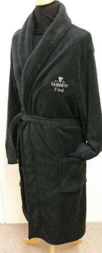 Med accappatoio regalo Personalizzato nero Gents Mens Guinness vestaglia 5xl qwt0t7AU