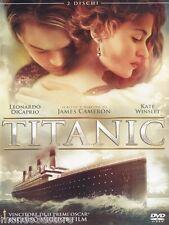 TITANIC (2 DVD) Leonardo DiCaprio, Kate Winslet, Bill Paxton, Kathy Bates