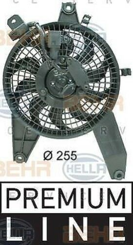 8EW 351 034-611 Hella Lüfter Klimaanlage Kondensator