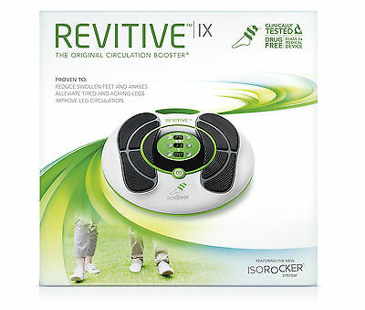 revitive ix circulation booster with foot isorocker system. Black Bedroom Furniture Sets. Home Design Ideas