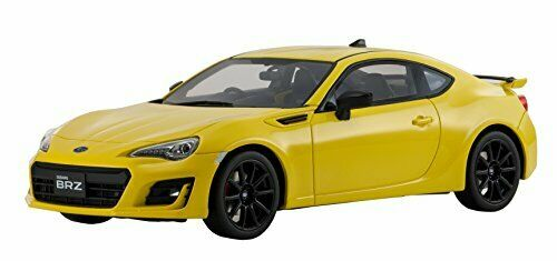 Samurai 1 18 Subaru BRZ Yellow Edition Completed Completed Completed b1f549