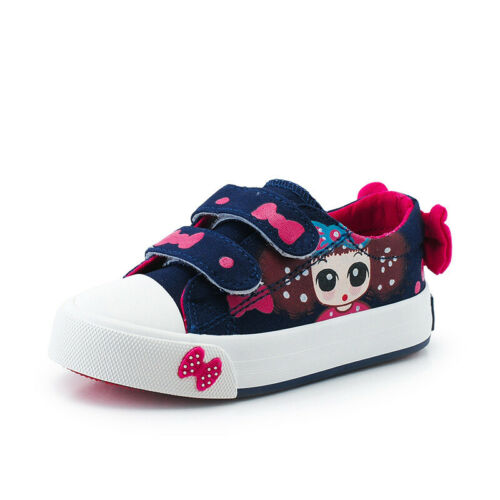 Canvas shoes for kids low cut baby girls fashion sneakers casual shoes for kids