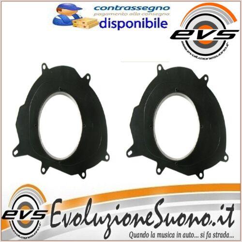 Phonocar 03949 Supporti Adattatori Anelli altoparlanti Casse RENAULT CLIO 2013 />