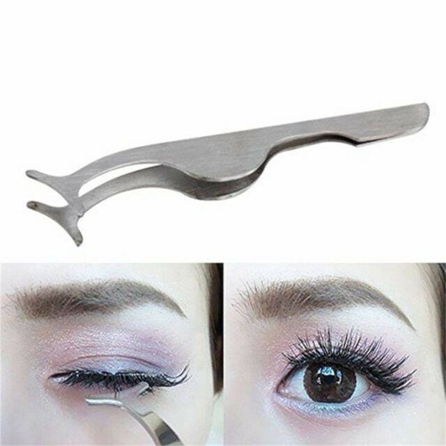 Simply Gorgeous False Eyelash Extensions Applicator Remover Tweezer Clip TooRCFA